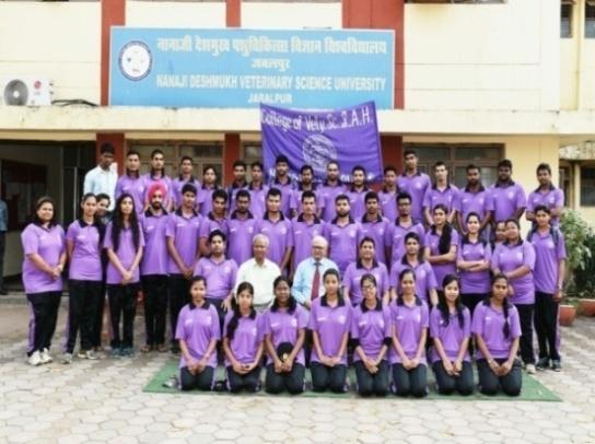Veterinary College Jabalpur
